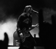 Dave Grohl of Foo Fighters photo by Nicola T