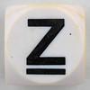 Boggle black letter Z