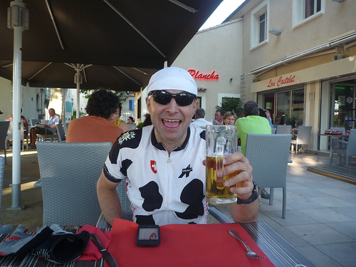 After Ventoux Cyclosportive
