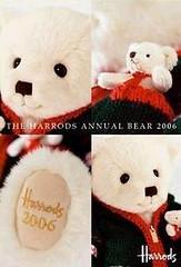 Harrods 年度熊