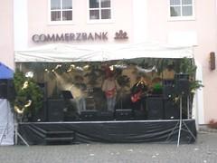 Weihnachtsmarkt Stage!