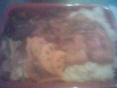紅燒鰈魚飯2