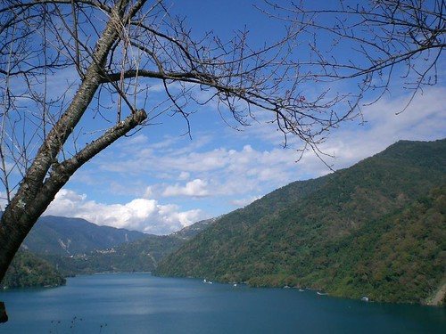 奧萬大碧湖