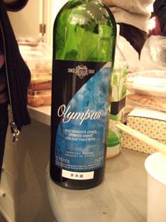 オリンパスワイン