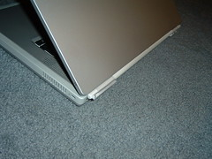Broken Powerbook Hinge - 15