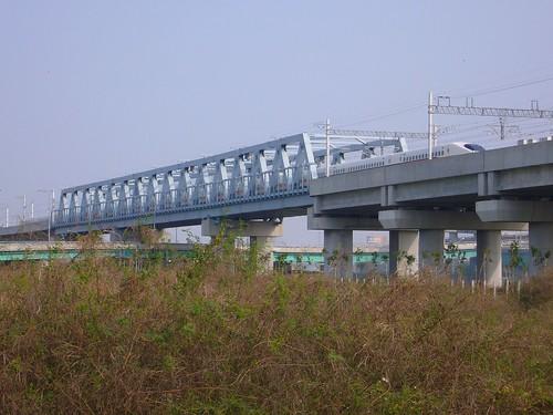 火車過鐵橋