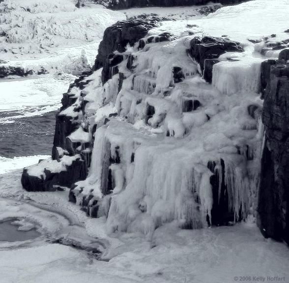 Sioux Falls under Ice IV