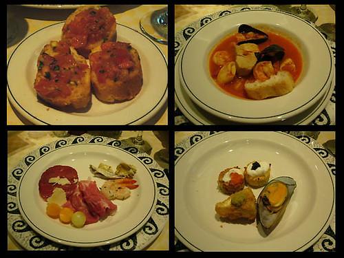 Sabatini的開胃菜
