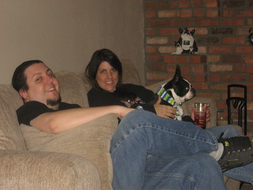 joey hangs with butler and amy