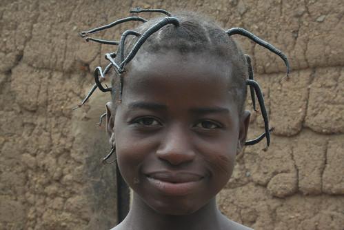 joven Lobi (Burkina Faso)