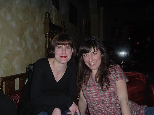 Amanda and Jessica