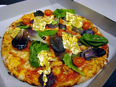 Contestant No. 3: 'The Gold Pizza' (by Slice)