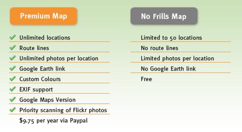 Trippermap