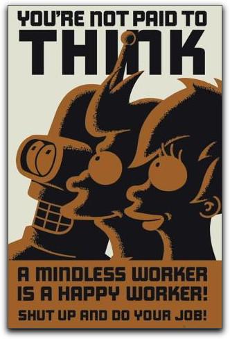 Futurama poster: