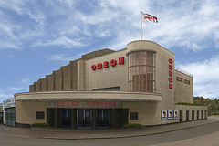 Art Deco to come back. Well Hall Odeon, Eltham, London. -------- LON_DSCN9160_58 photo by Metropol 21