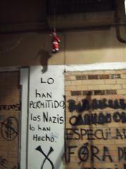 Pare Noel enforcat