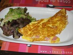 Omelette Jambon