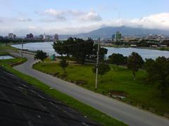 圓山腳踏車道探路
