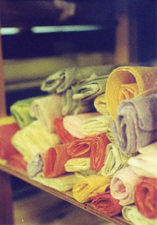 色とりどり和紙