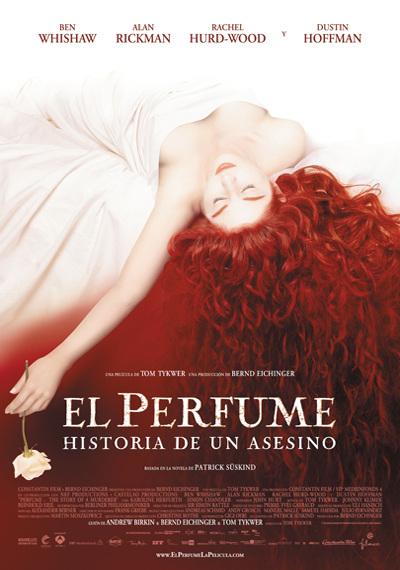 el perfume (cartel)