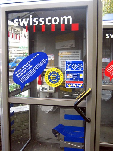 Swiss Phone Booth