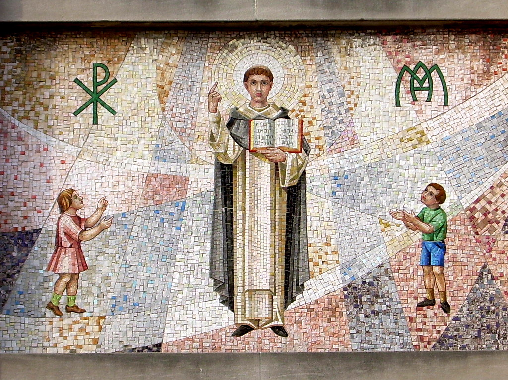 mosaic, east flatbush