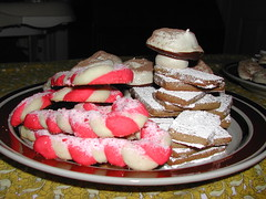 Bierhanzl Christmas Cookies