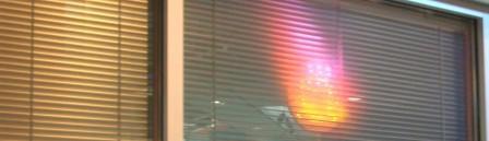 Arbat neon tea sign