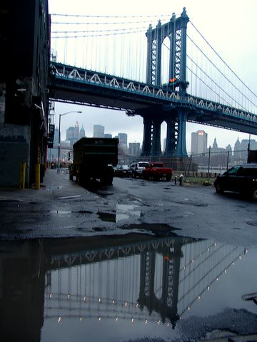 Manhattan Bridge Bridged