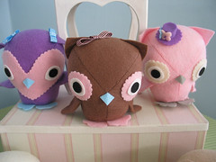 Owls photo by Fantastic Toys
