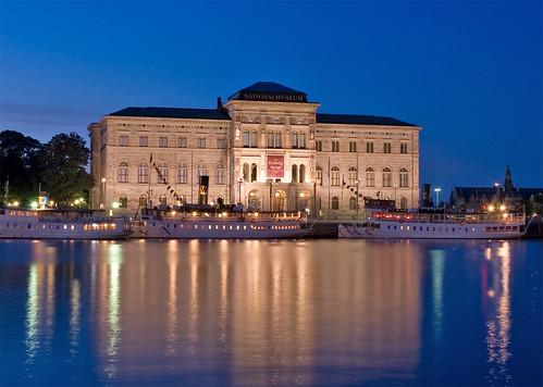 Музеи Стокгольма. Стокгольм достопримечательности.