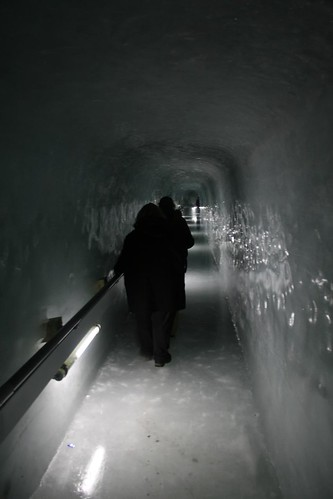 Entering the Ice Palace