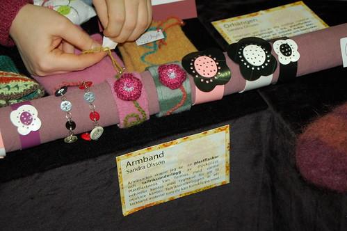 Oknytt design - armband