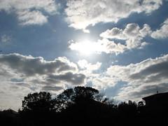 Sky & Sun & Cloud