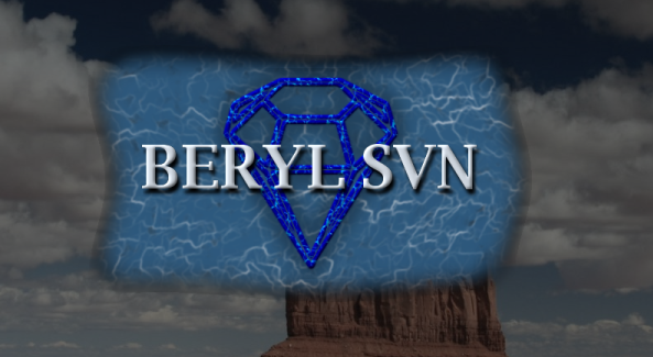 Le logo de la version svn de Beryl