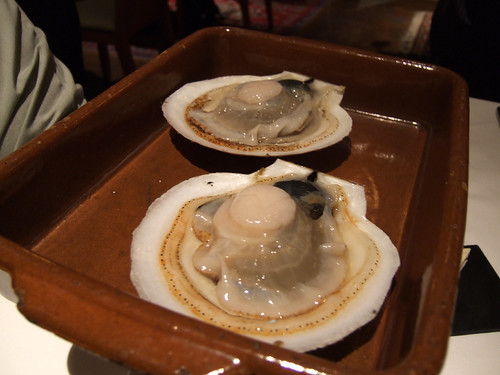 Manresa (Los Gatos) - Just Shucked Scallops w/ Exotics Zests & Olive Oil