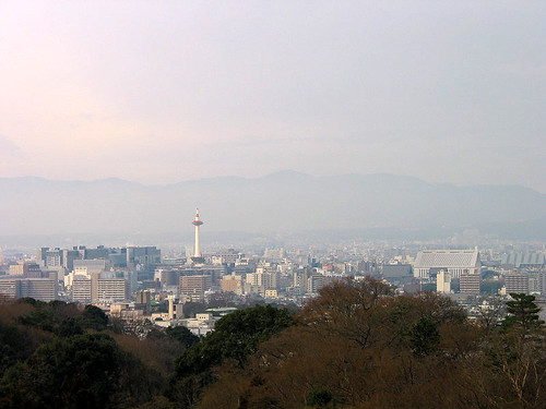 縱覽京都南北全景