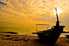 Before the Total Eclipse - Tok Jembal Beach, Kuala Terengganu, Malaysia (DSC_6635) photo by Fadzly @ Shutterhack