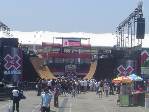 X Games 13 Half Pipe