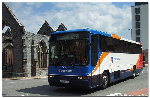 Stagecoach Devon 52343 P803XTA