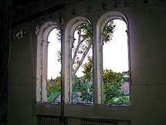 three windows - HDR photo by MadmàT