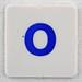 hangman tile blue letter O