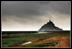 Mont St. Michel photo by David Goitia
