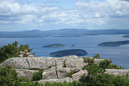 Precipice Trail, Acadia National Park