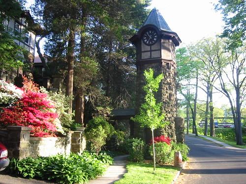 Pelham Clocktower Spring 05