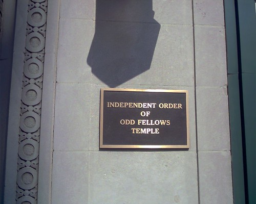 Independent Order of Odd Fellows Temple