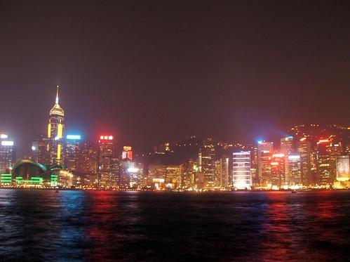 The Hong Kong Skyline (Part 1)
