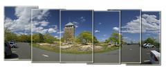 Perkins Memorial Tower Panorama photo by bikeracer