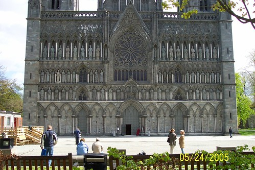 Flickr Photo of Nidaros Cathedral