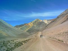 A Caminho do Deserto do Atacama
